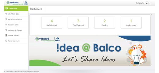 Idea at Balco