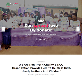 Evelyn Ojei Foundation