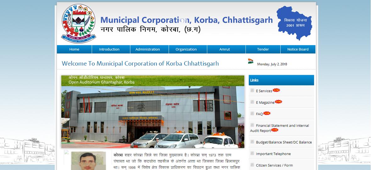 Nagar Nigam Korba